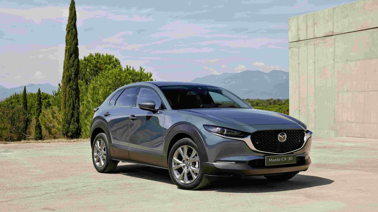 Car Launch: Mazda CX-30 2020