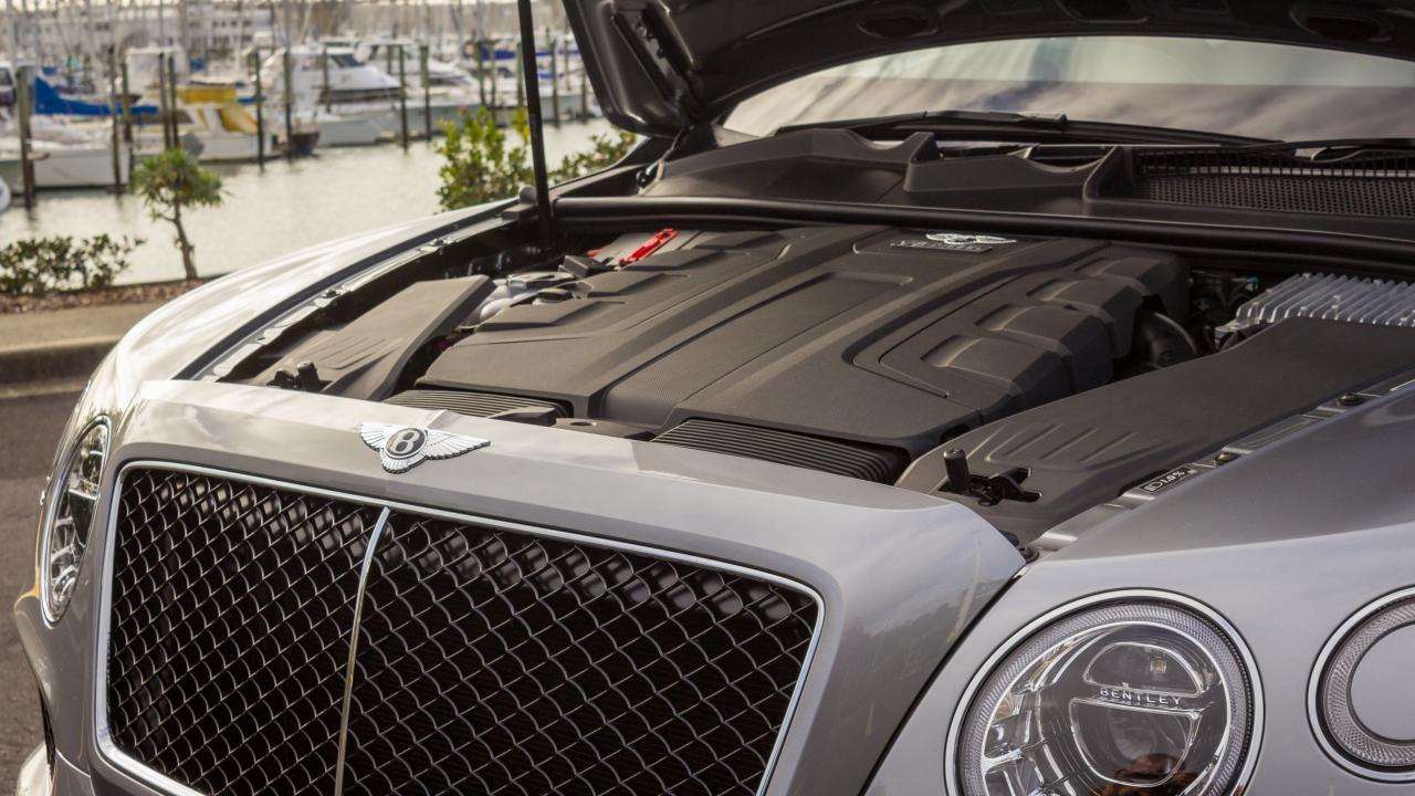 We Review The Bentley Bentayga 2018 Aa New Zealand