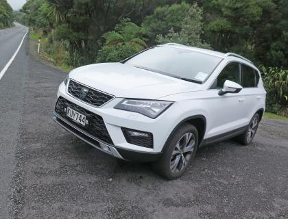 seat ateca 2018 car review aa new zealand. Black Bedroom Furniture Sets. Home Design Ideas