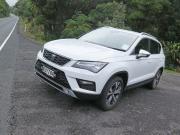 SEAT Ateca 2018 car review
