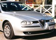 Alfa Romeo 156 2001 car review