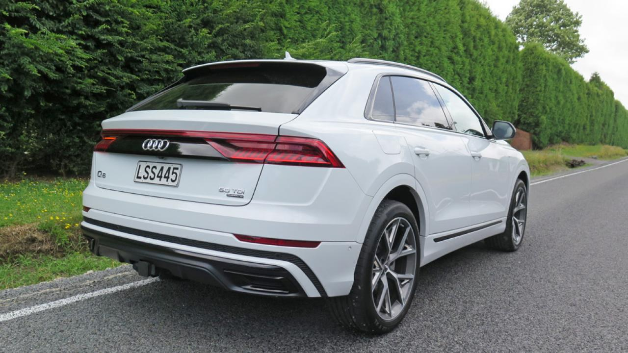 Audi Q8 2019 Car Review