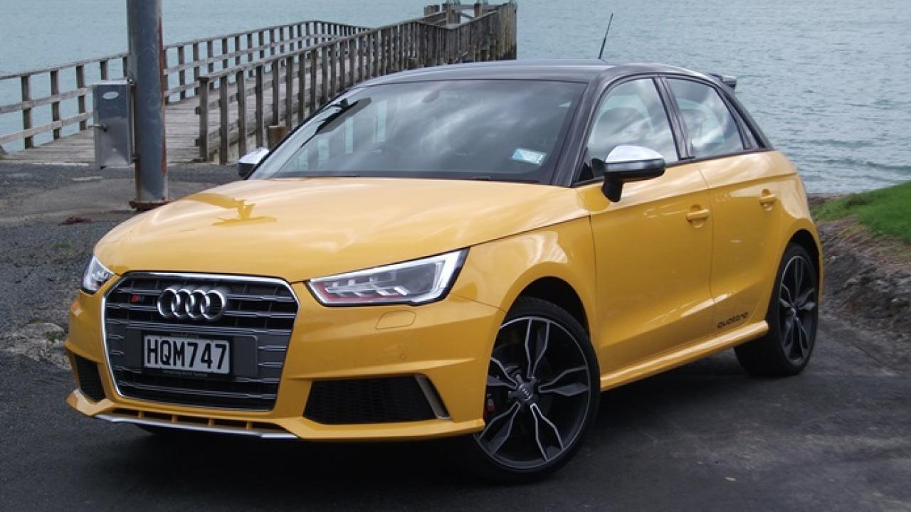 Audi S Car Review AA New Zealand - Audi reviews