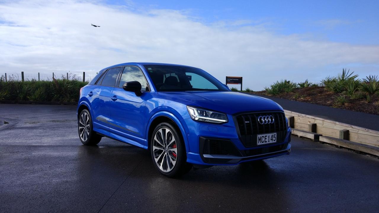 Audi SQ2 2019 Car Review