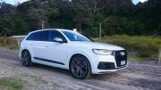 Audi SQ7 2017 car review
