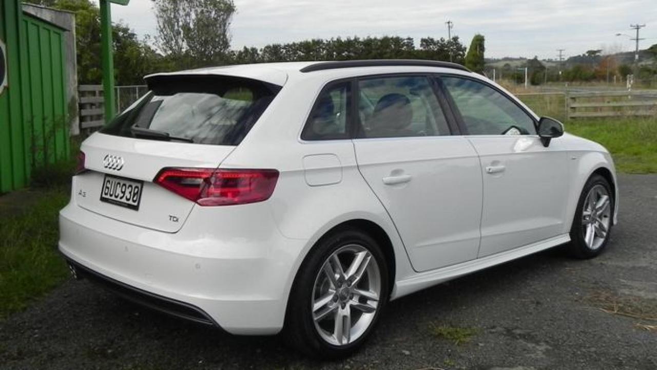 Kekurangan Audi A3 Sportback 2013 Murah Berkualitas