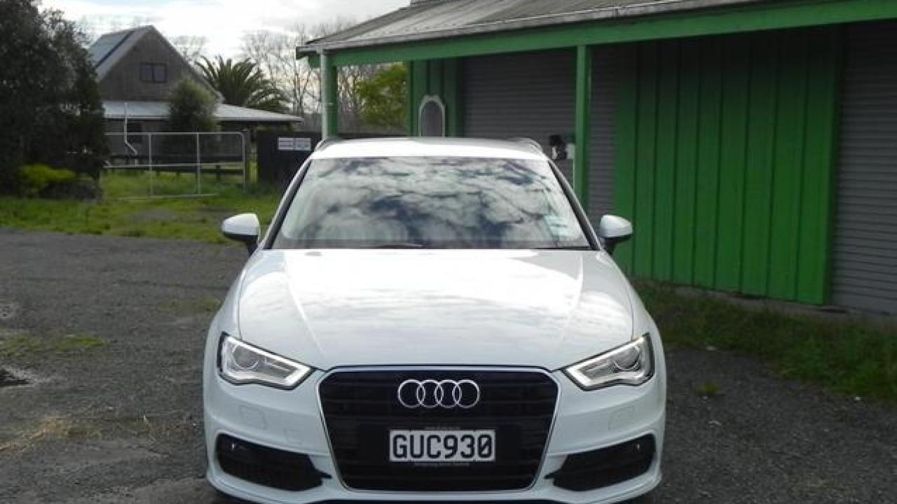 Audi A3 Sportback 2013   AA New Zealand