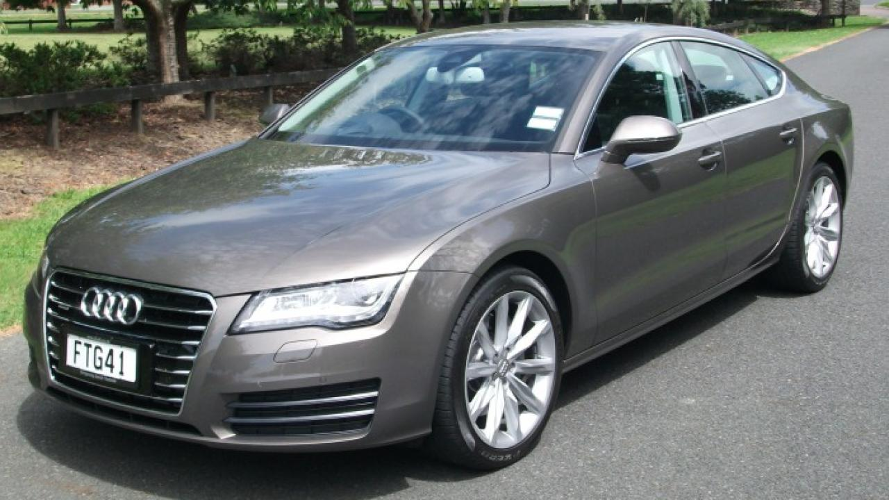 Audi A Sportback Car Review AA New Zealand - Audi a7 review