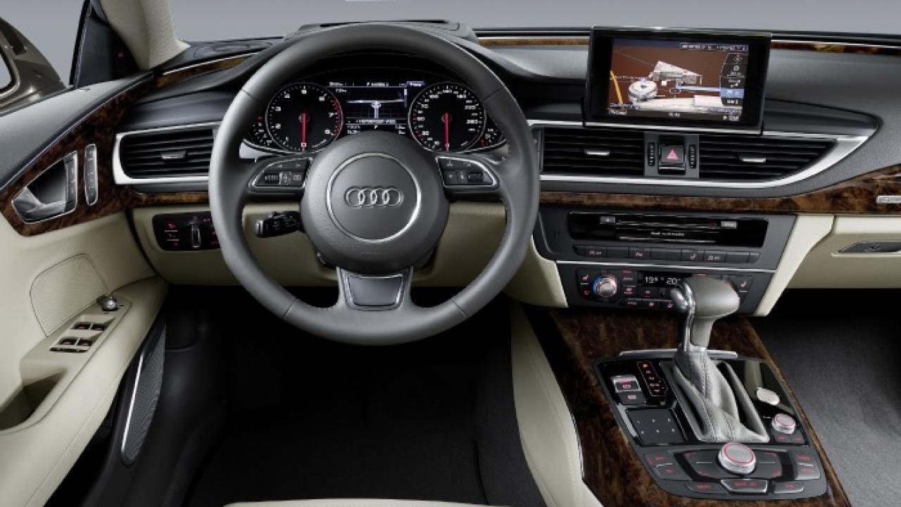 Audi A7 Sportback 2011 Car Review Aa New Zealand