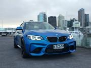 BMW M2 2017 car review