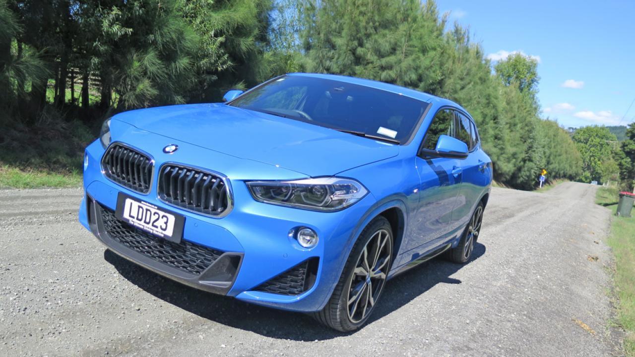 BMW X2 2018 Car Review