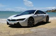 BMW i8 2015 car review