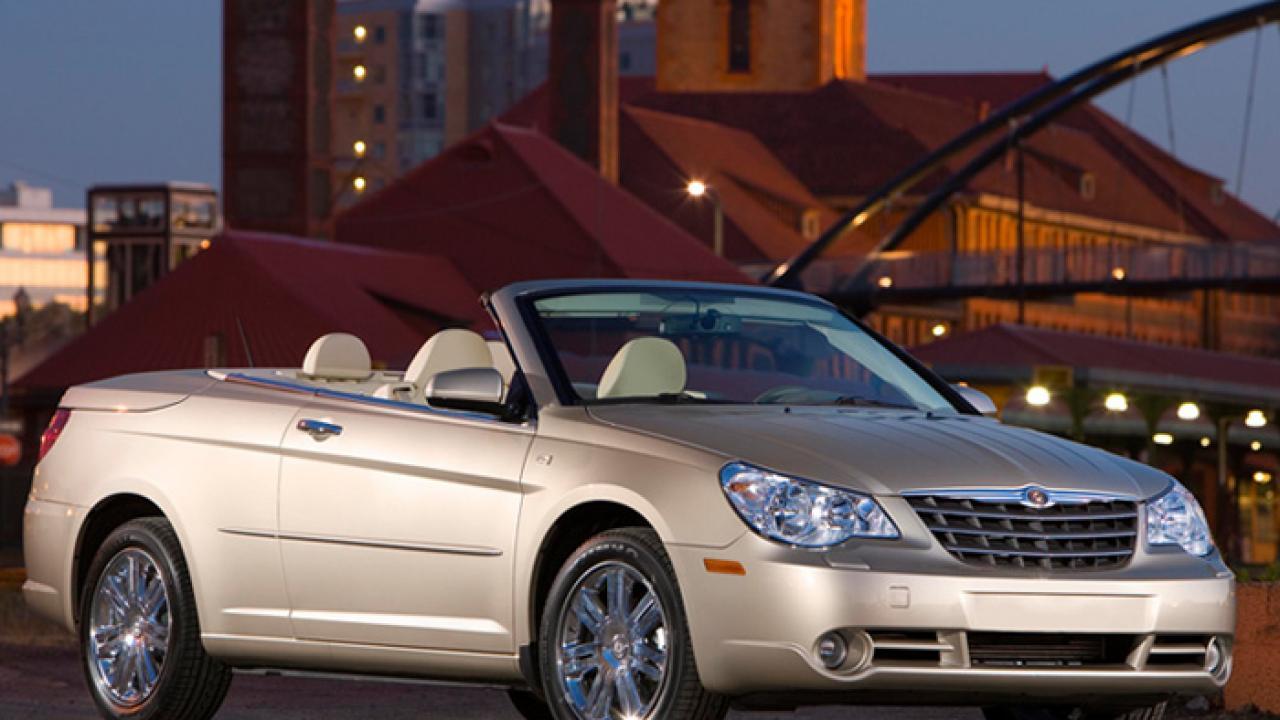 Chrysler 300c 2006 Sebring 2007
