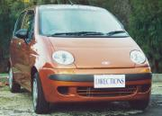 Daewoo Matiz 2000 car review