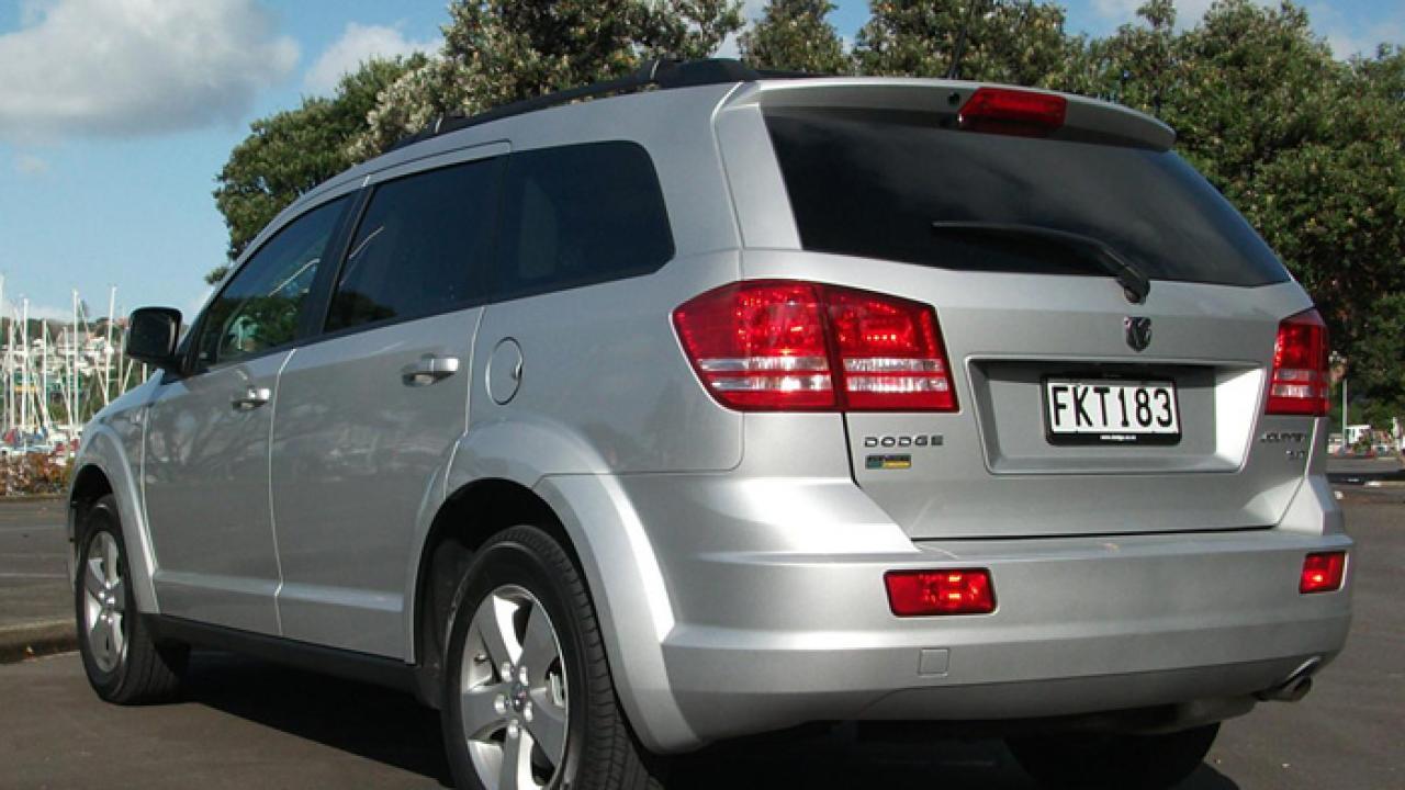 dodge journey 2010 car review aa new zealand. Black Bedroom Furniture Sets. Home Design Ideas