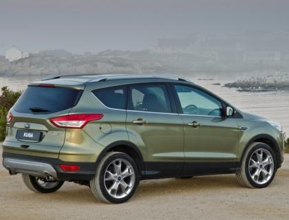 ford kuga 2013 car review aa new zealand. Black Bedroom Furniture Sets. Home Design Ideas