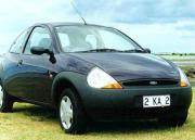 Ford Ka 1999 car review