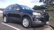 Holden Captiva Equipe 2016 car review