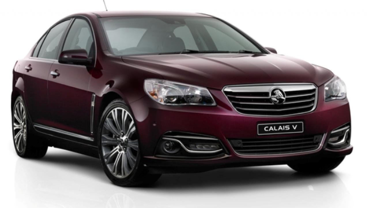 Holden Commodore 2013 | AA New Zealand
