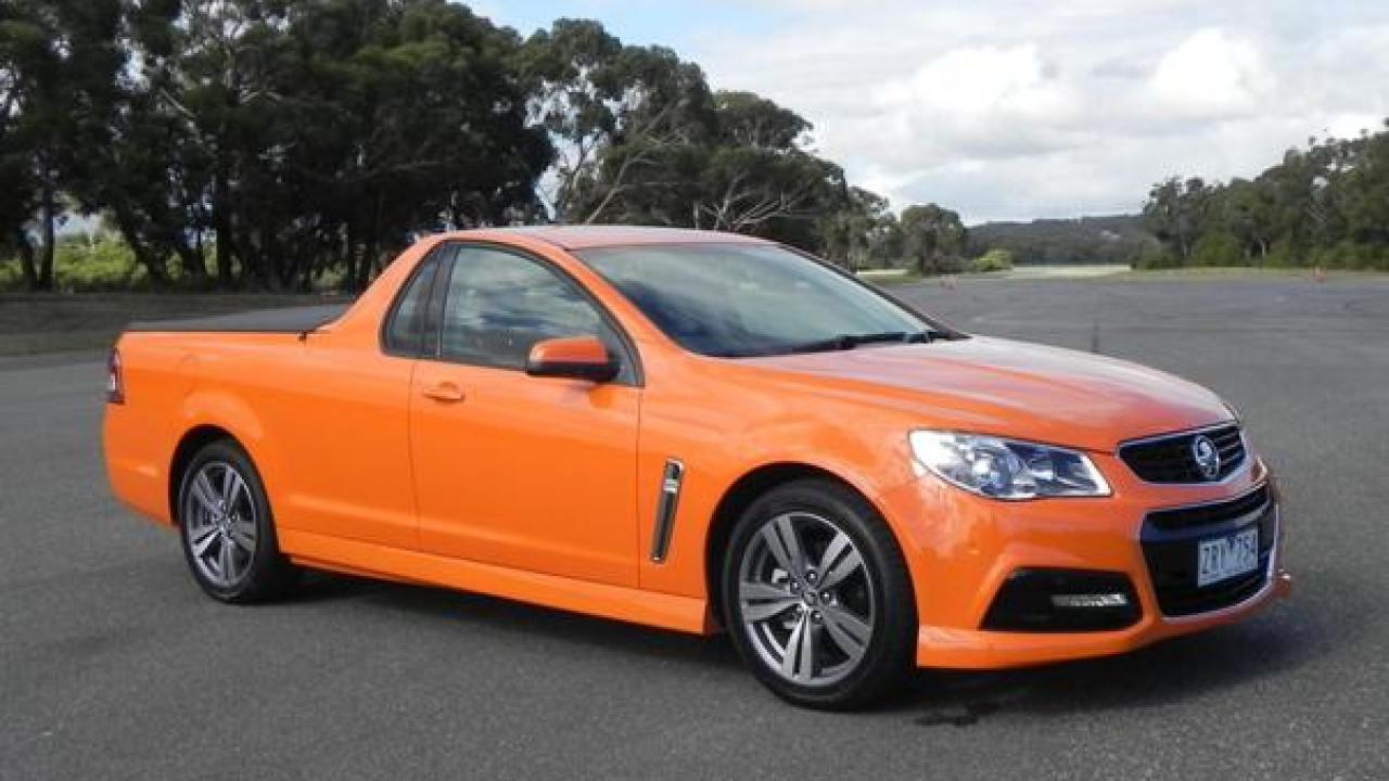 Holden Commodore 2013 | AA New Zealand