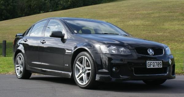 Holden Commodore LPG 2012 | AA New Zealand