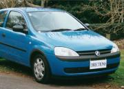 Holden Barina 2001 car review