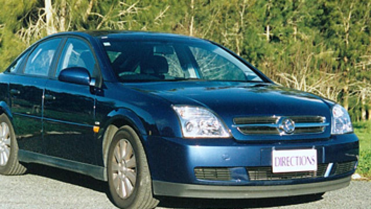 Holden Vectra 2003