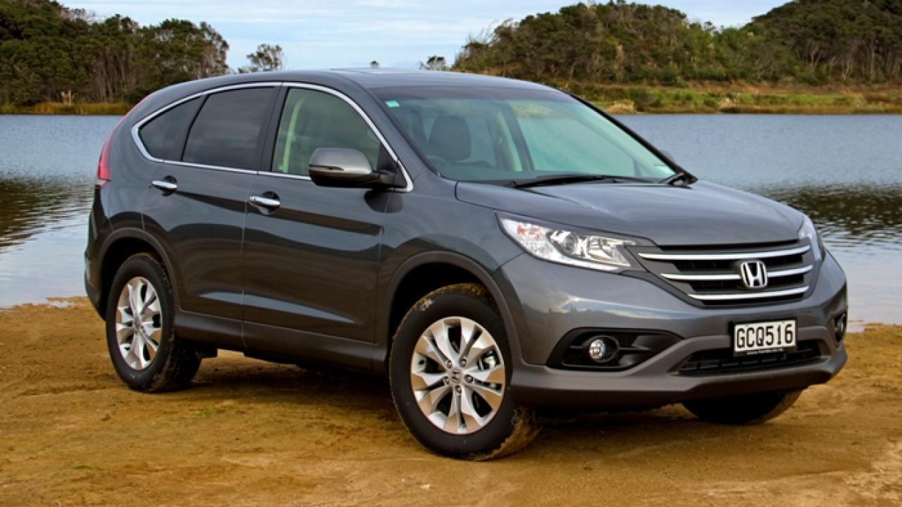Honda CRV 2012 3