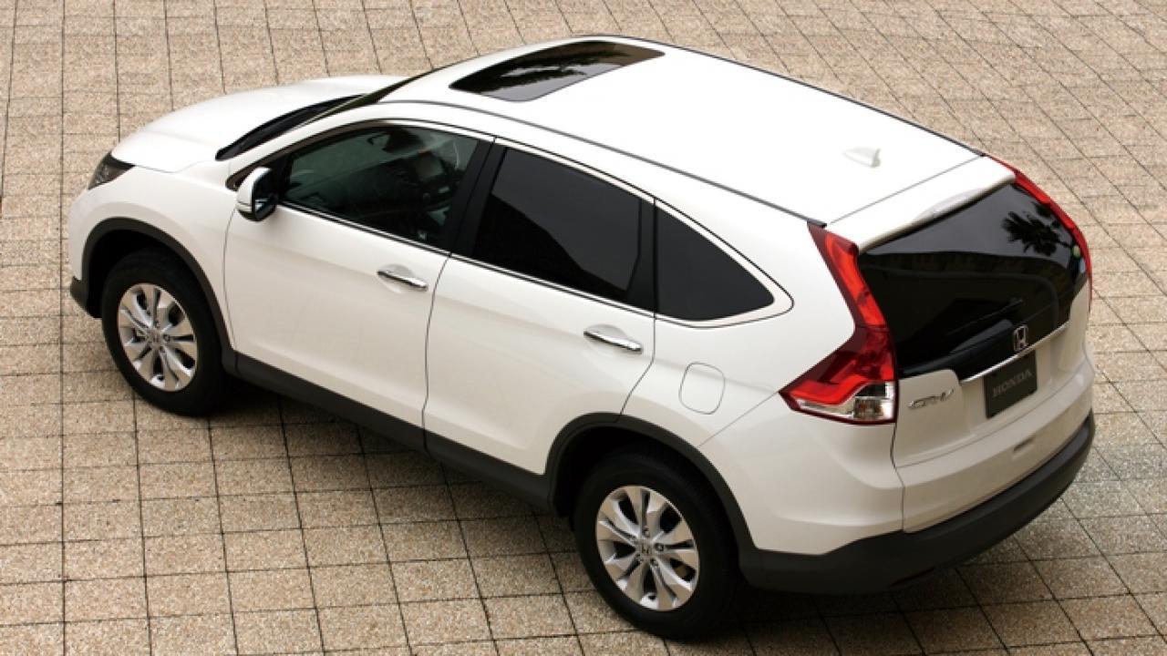 Honda CRV 2012 4