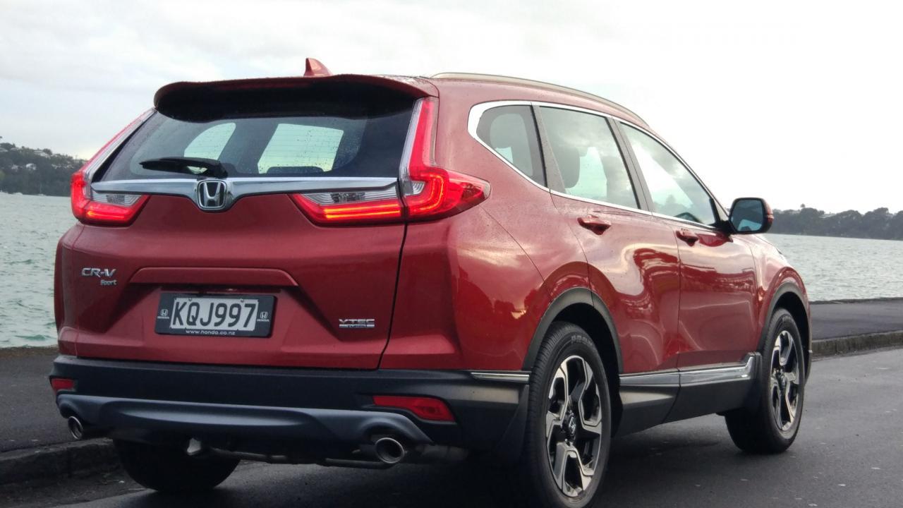 Honda CR-V 2018 car review   AA New Zealand