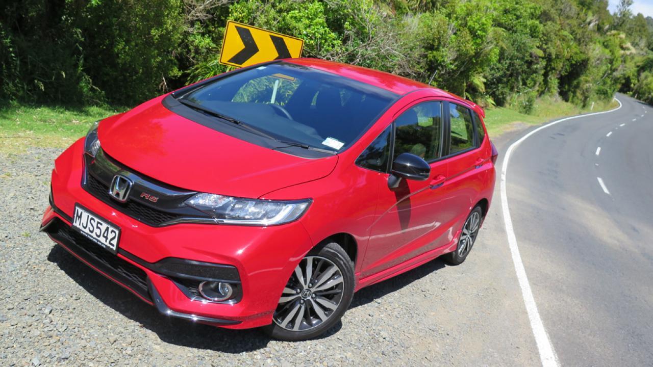 Honda Jazz 2019 Car Review Aa New Zealand