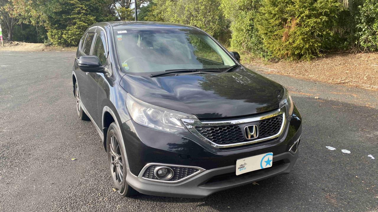 Used Car Review: Honda CR-V (2012)