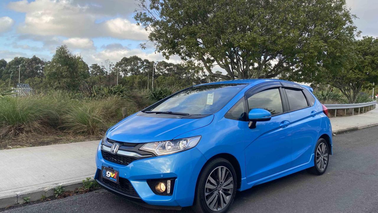 Used Car Review: Honda Fit Hybrid (2014)