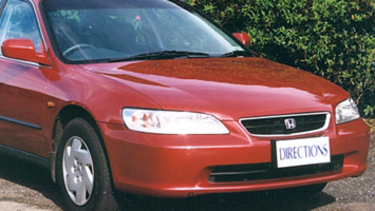 Honda Accord Vti And Vtil 1998 Car Review Aa New Zealand 1999 Vtec Engine