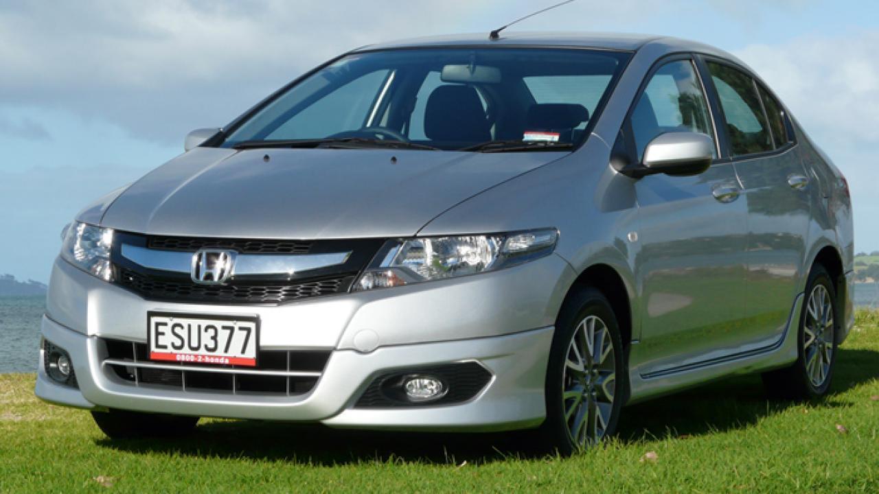 Honda City 2009 Car Review Aa New Zealand