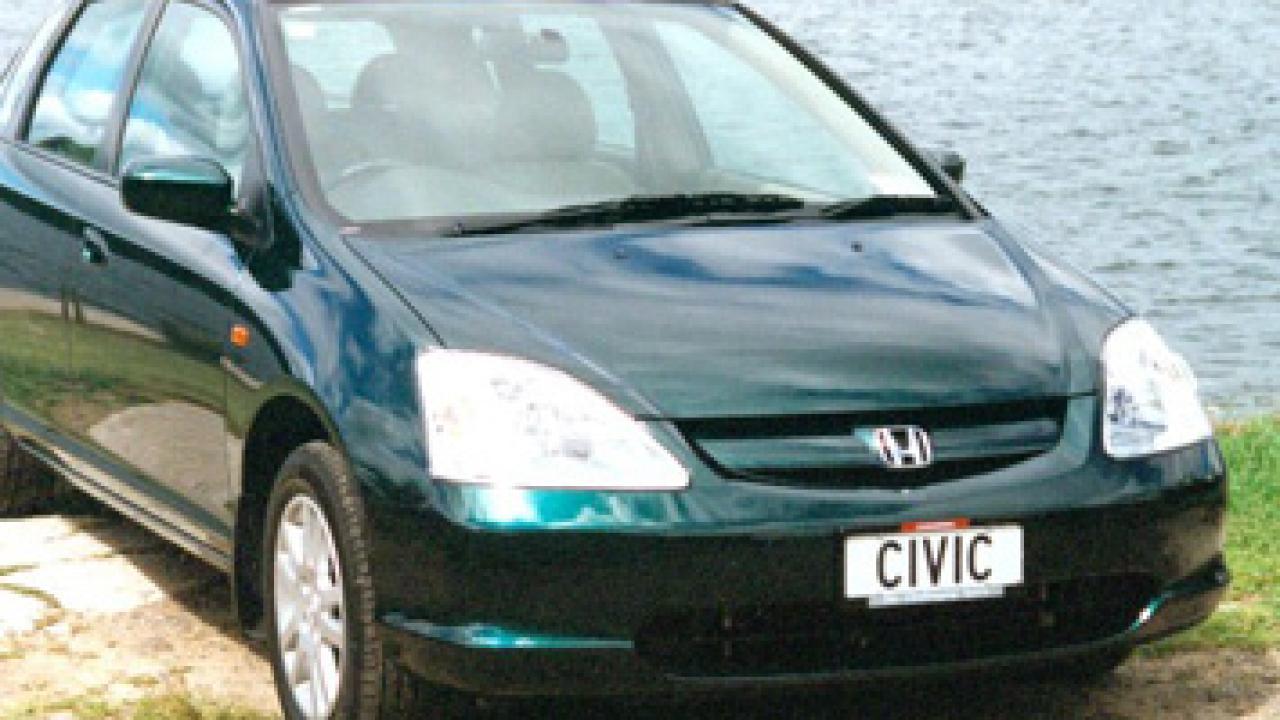 Honda Civic Vtis Hatch 2001 Car Review Aa New Zealand