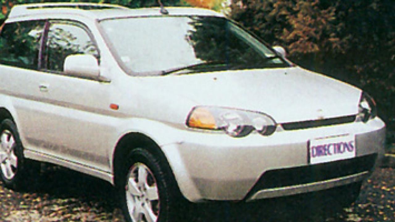 Honda HRV 1999 Car Review | AA New Zealand