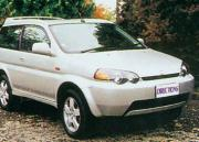Honda HRV 1999 car review