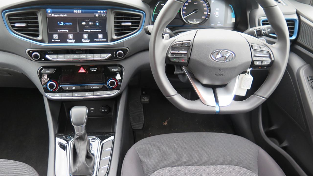 Hyundai Ioniq 2018 Car Review | AA New Zealand