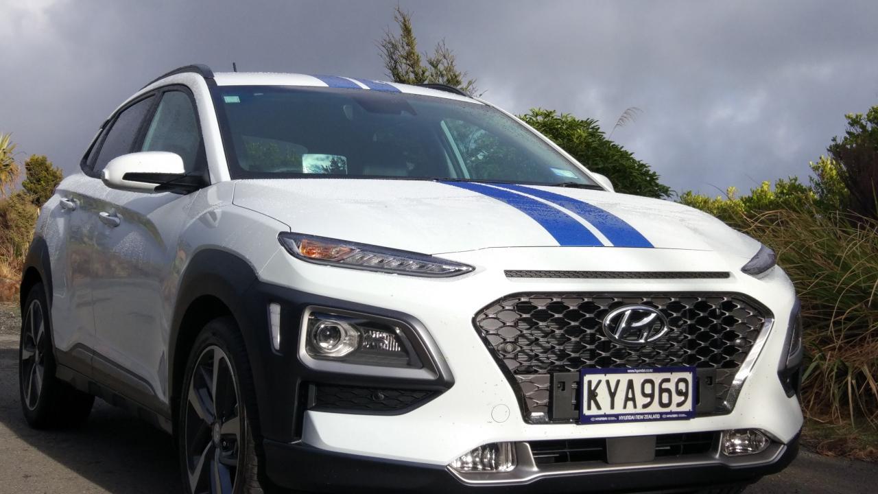 Hyundai Kona 2017 car review