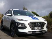 Hyundai Kona 2017 car review