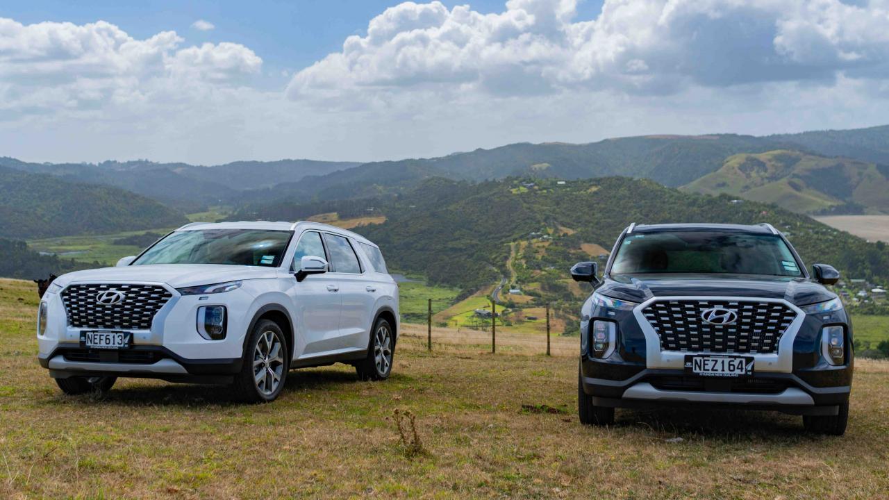 Hyundai Palisade 2021 Car Review