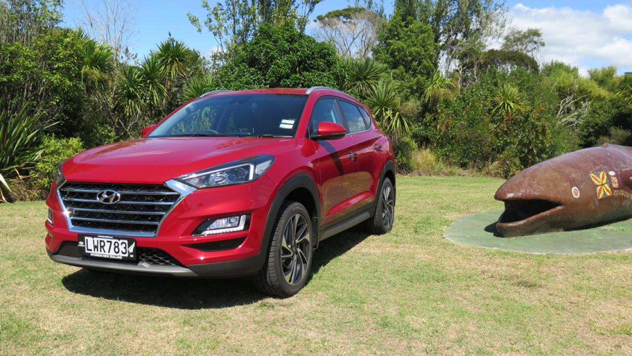 Hyundai Tucson 2019 Car Review | AA New Zealand