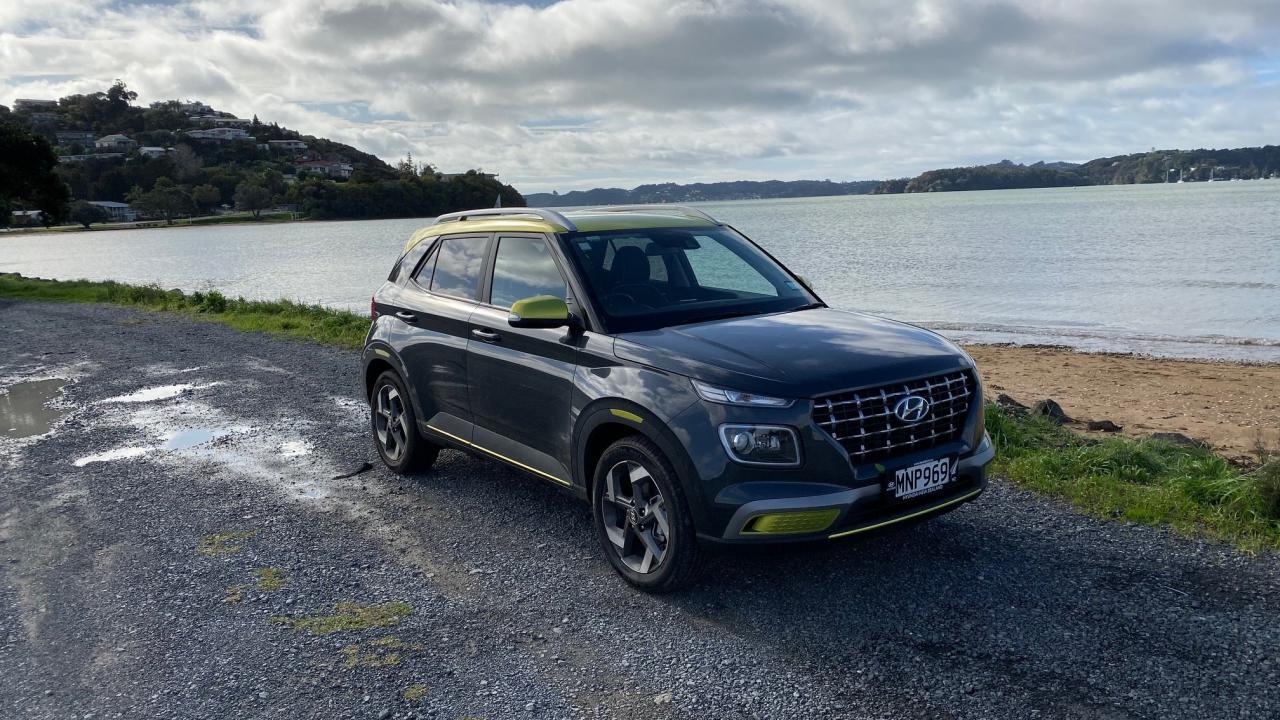 Hyundai Venue 2020 Car Review
