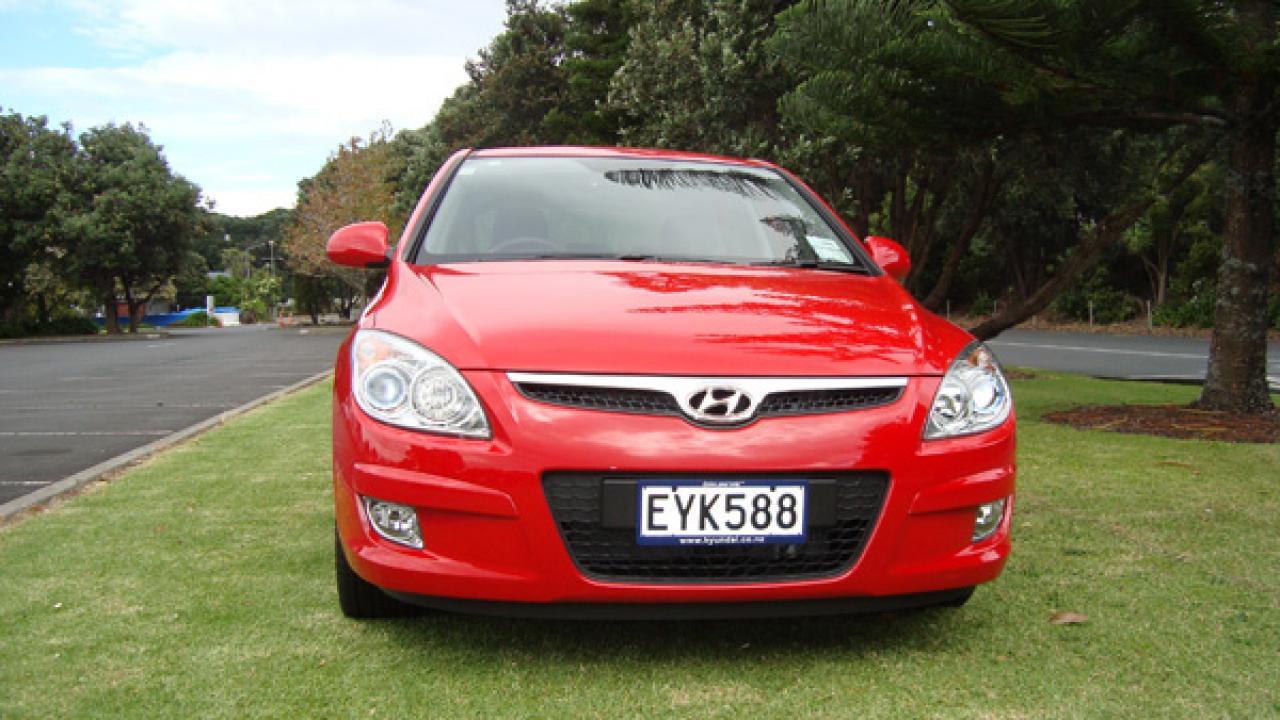 Hyundai I30 Diesel Elite 2009 Car Review Aa New Zealand