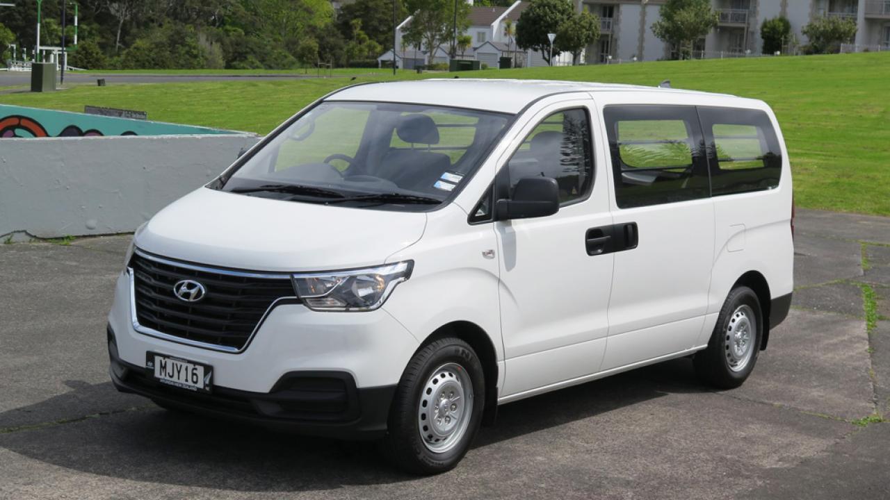 Hyundai iLoad 2019 Review
