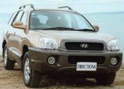 Hyundai Santa Fe 2001 car review