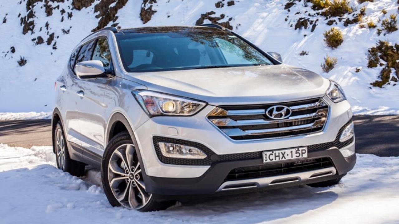 Hyundai Santa Fe Aa New Zealand