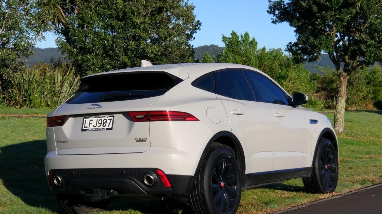 jaguar e pace 2018 car review aa new zealand. Black Bedroom Furniture Sets. Home Design Ideas