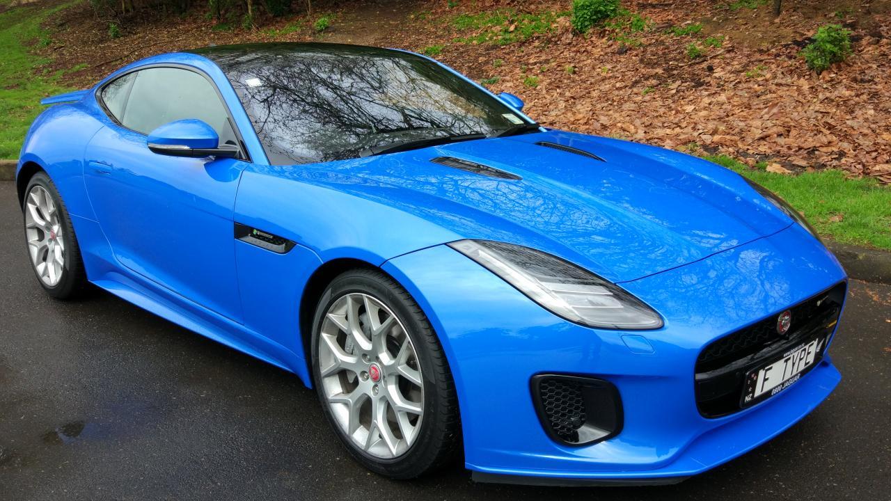 Jaguar F-Type 2018 Car Review